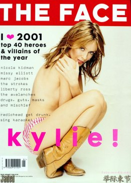 Kylie_Minogue-The_Face_magazine_january_2002_photo